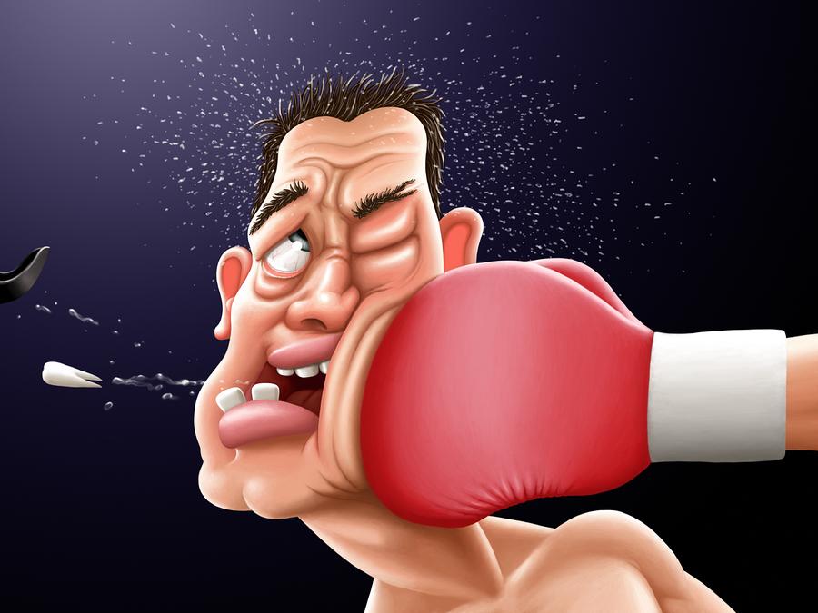 bigstock Illustration Boxing 106522700